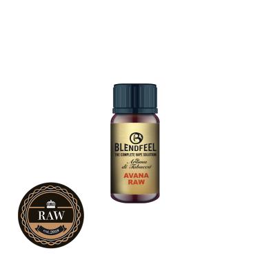 Avana (raw) - Aroma di Tabacco concentrato 10 ml