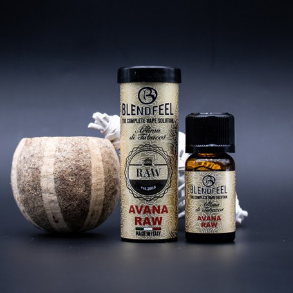 Avana (raw) - sabor concentrado de tabaco 10 ml