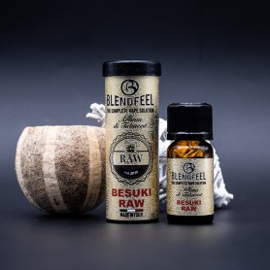 Besuky Raw - Sabor concentrado de tabaco 10 ml