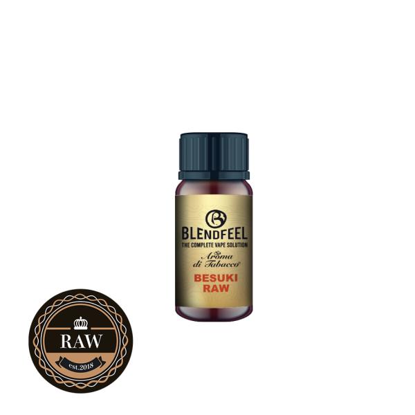 Besuki (raw) - Aroma di Tabacco® concentrato 10 ml