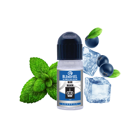 Blue Beach - Concentrated flavor 10 + 20 mL