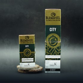 Blendfeel City - K-TPD 4 mL K-TPD 10 mL aroma concentrato 4 mL