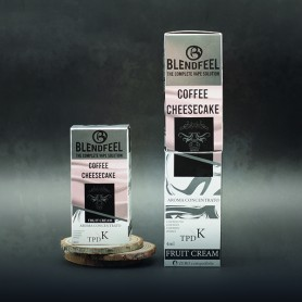 Blendfeel Coffee Cheesecake - K-TPD 4 mL K-TPD 10 mL aroma concentrato 4 mL