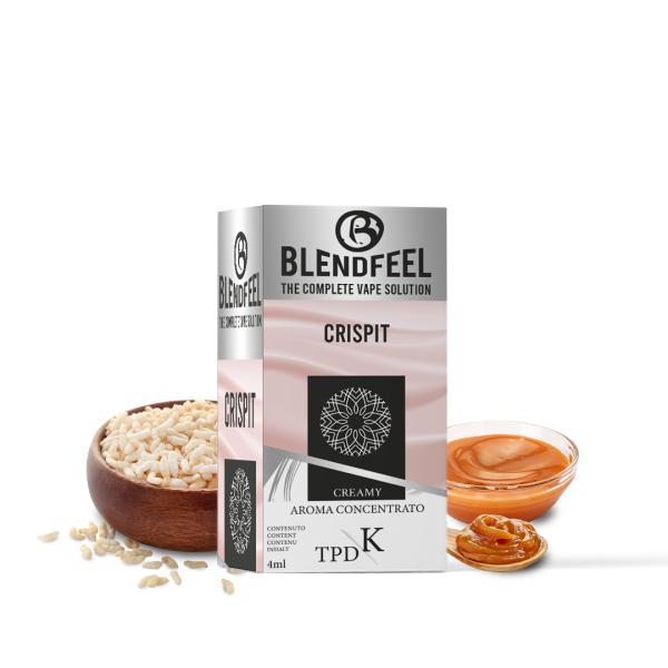 Blendfeel Crispit - K-TPD 4 mL K-TPD 10 mL aroma concentrado 4 mL