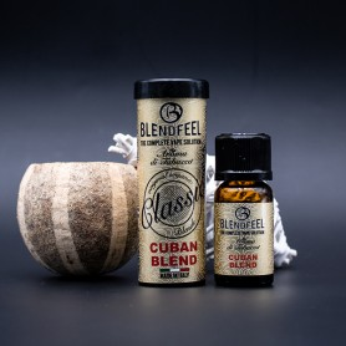 Mezcla cubana - sabor concentrado de tabaco 10 ml