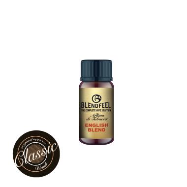 English blend - Concentré d'arôme tabac 10 ml