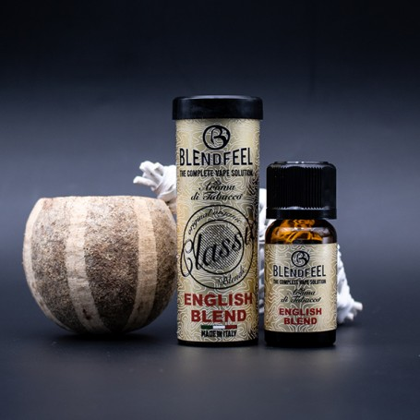 English blend - Aroma di Tabacco concentrato 10 ml