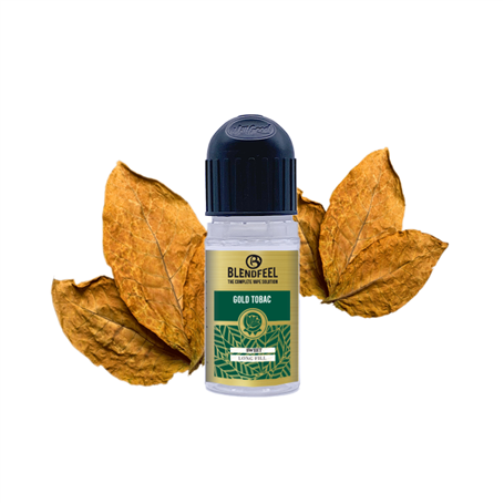 Gold Tobac - Concentrated flavor 10 + 20 mL