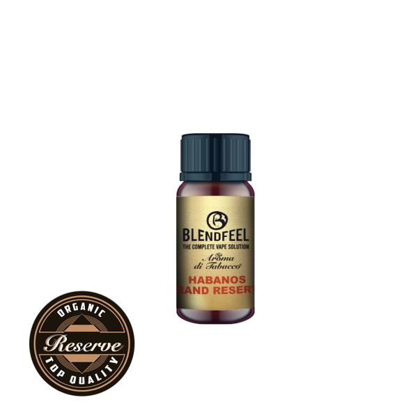 Habanos Grand Reserve - Aroma di Tabacco concentrato 10 ml