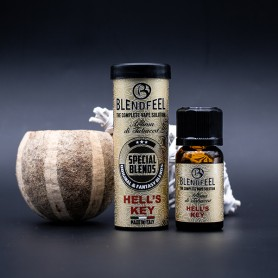 Hell's key - Concentrated Tobacco flavor 10 ml