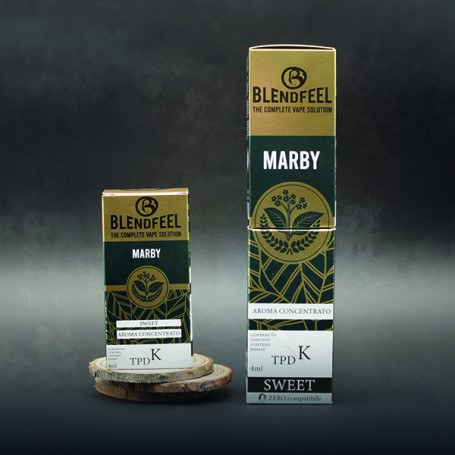 Blendfeel Marby - K-TPD 4 mL K-TPD 10 mL aroma concentrato 4 mL