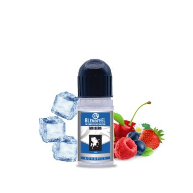 Blendfeel Mr. Berg - Aroma concentrado 10 + 20 mL aroma 10 mL