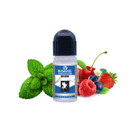 Mr. Berg - Concentrated flavor 10 + 20 mL