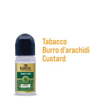 Blendfeel Peanuts Twist - Aroma concentrado 10 + 20 mL aroma 10 mL