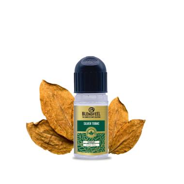 Blendfeel Silver Tobac - Aroma concentrado 10 + 20 mL aroma 10 mL