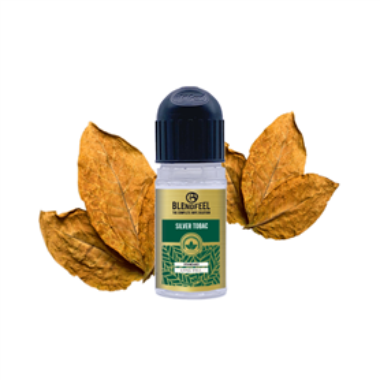 Silver Tobac - Aroma concentrado 10 + 20 mL
