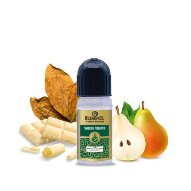 Blendfeel Smooth Tobacco - Aroma concentrado 10 + 20 mL aroma 10 mL