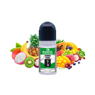 Blendfeel Summer Swing - Scomposti 10+20 mL aroma 10 mL