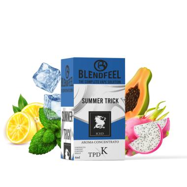 Blendfeel Summer Trick - K-TPD 4 mL K-TPD 10 mL aroma concentrado 4 mL