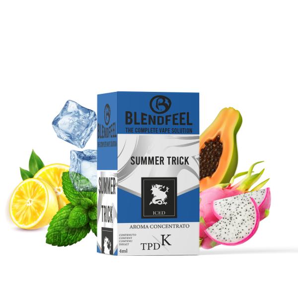Blendfeel Summer Trick - K-TPD 4 mL K-TPD 10 mL aroma concentrato 4 mL