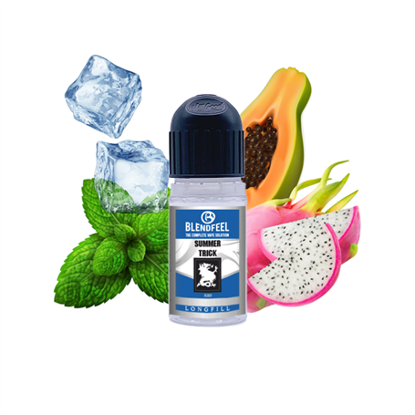 Blendfeel Summer Trick - Scomposti 10+20 mL aroma 10 mL