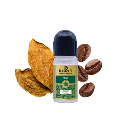 West - Concentrated flavor 10 + 20 mL