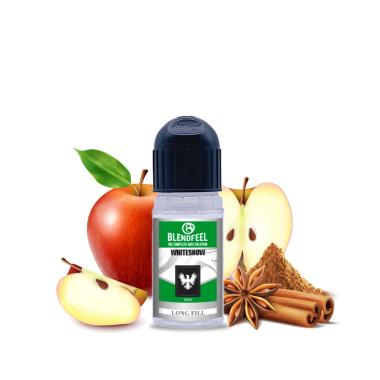Blendfeel Whitesnow - Aroma concentrado 10 + 20 mL aroma 10 mL
