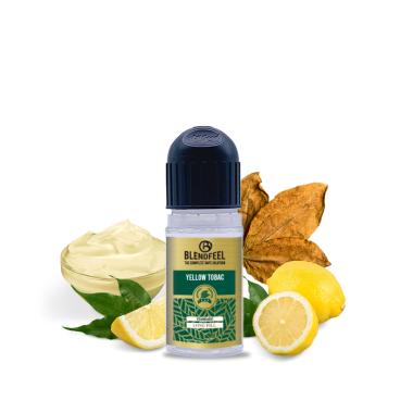 Blendfeel Yellow Tobac - Aroma concentrado 10 + 20 mL aroma 10 mL