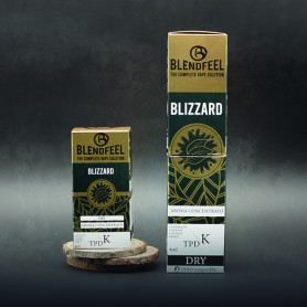 Blizzard - Pack 4+6 - K-TPD 55 - BIY nicotine from 3 to 12 mg / mL