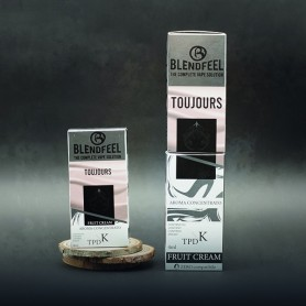 Toujours - Pack 4+6 - K-TPD 55 - BIY nicotine from 3 to 12 mg / mL
