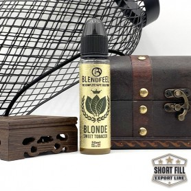 Blendfeel_Blonde - Mix and Vape 50 mL