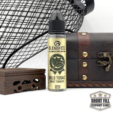 Blendfeel_Gold Tobac - Mix and Vape 50 mL