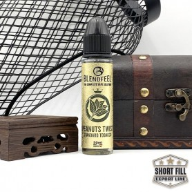 Blendfeel_Peanuts Twist - Mix and Vape 50 mL