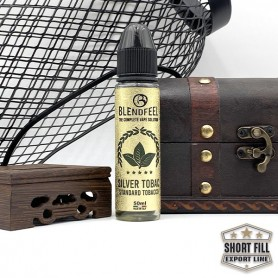 Blendfeel_Silver Tobac - Mix and Vape 50 mL