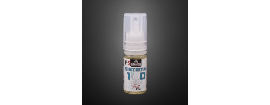 ZERO Booster PG System 100 - FUERZA 1 a 8 - 10 mL